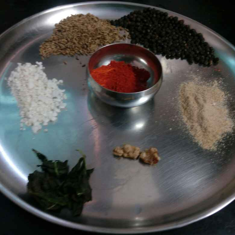 How to make North Indian special Chaat Masala Powder