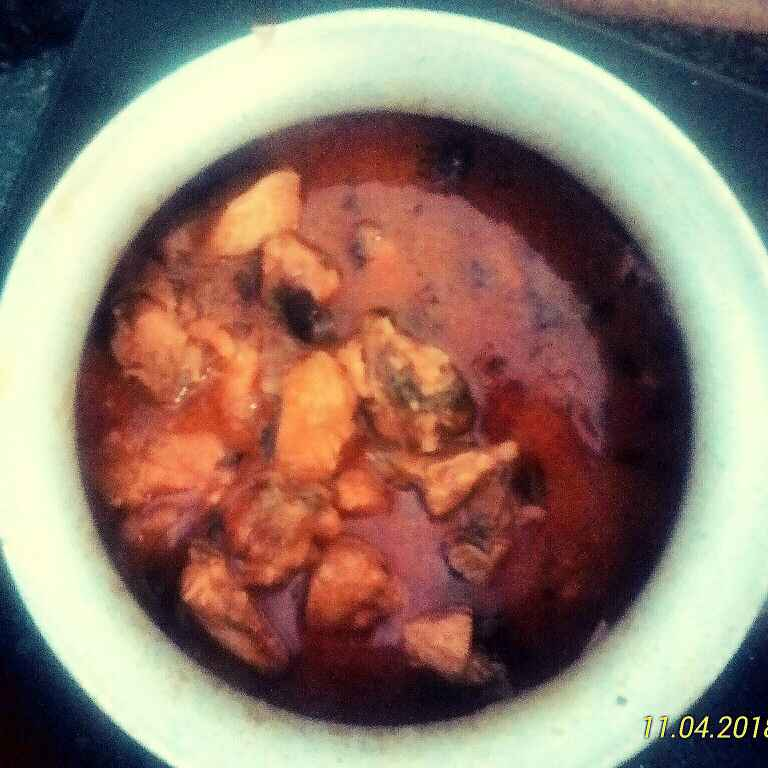 How to make Kadai Chicken