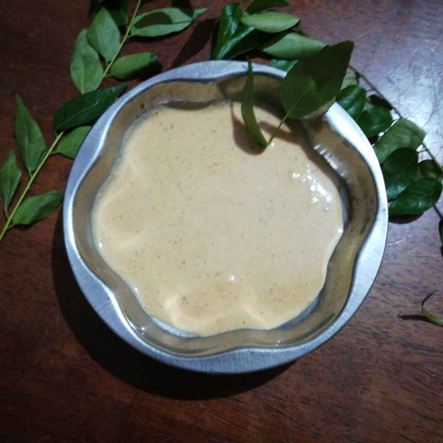 Photo of Red coconut chutney by Kashish Hinduja at BetterButter