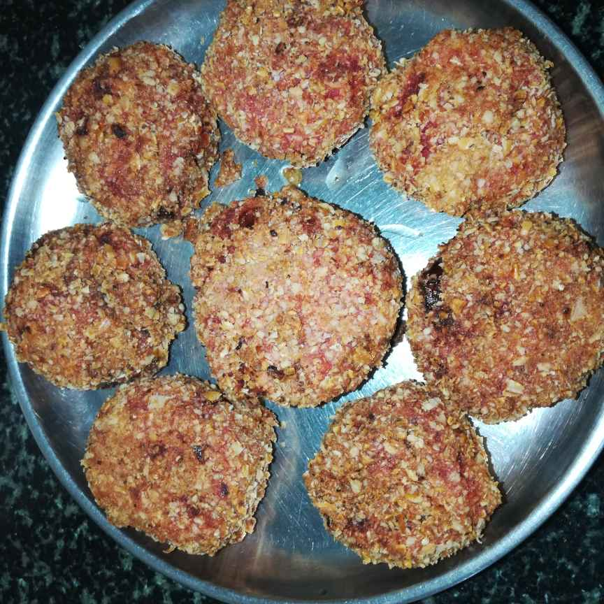 Photo of Beetroot cutlet by Kashish Hinduja at BetterButter