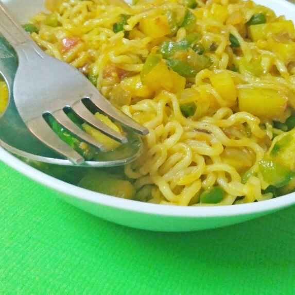 Photo of Maggi or masala maggi by Kashish Thakur at BetterButter