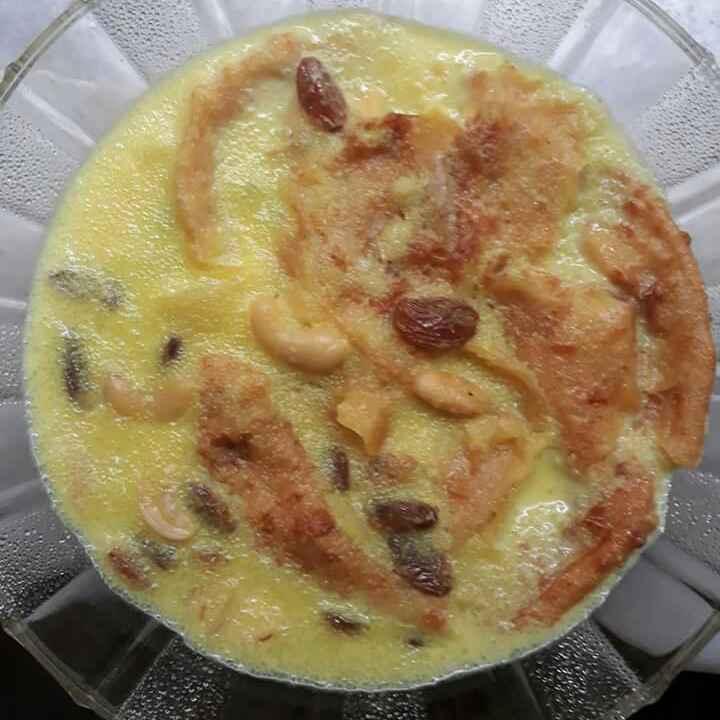 How to make Kheer puri