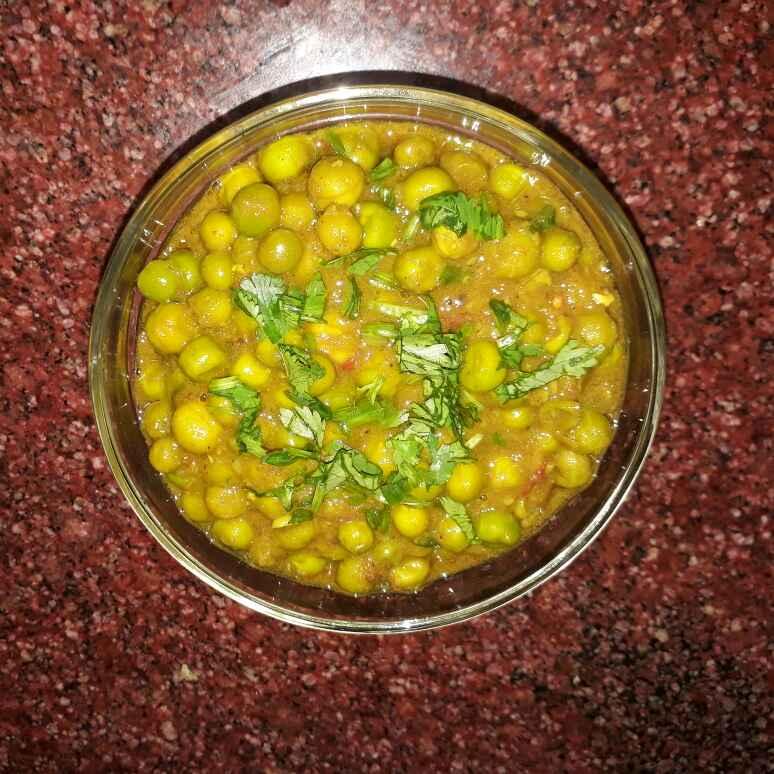 How to make Green Peas Ghugni Chura