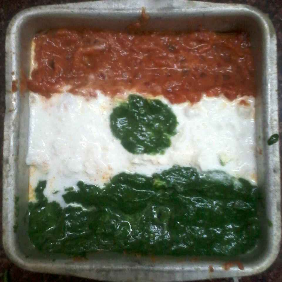 Photo of Tiranga Pulao by kusum Gupta at BetterButter