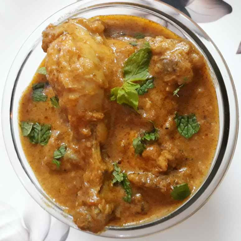 Photo of Butter chicken masala by Kathi Mamatha at BetterButter
