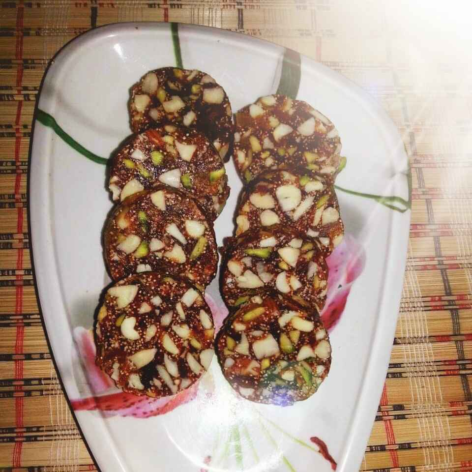 How to make Dryfruits barfi