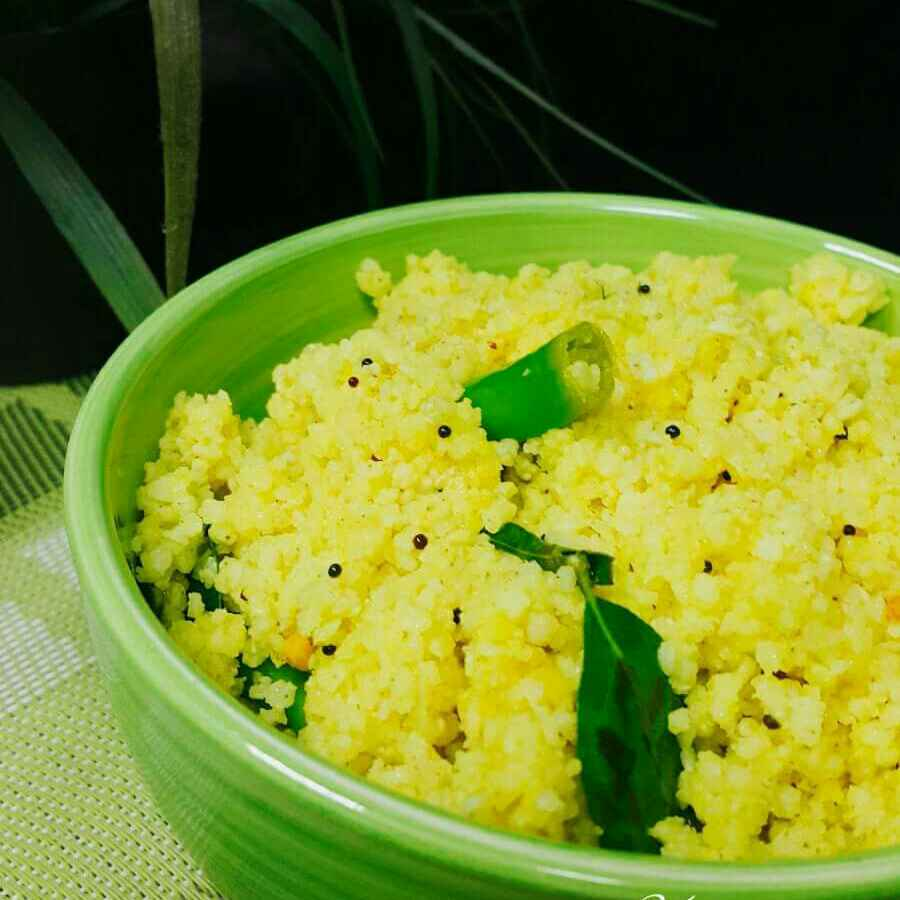 Photo of Little millet lime rice by Kathija Lathif at BetterButter