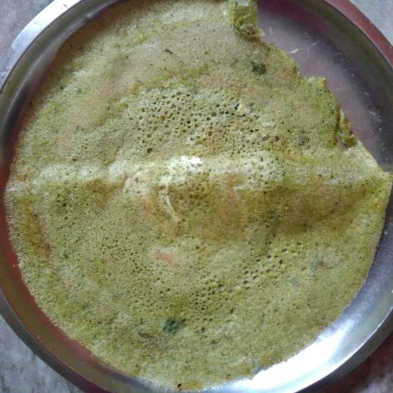 How to make Mudakathan dosai
