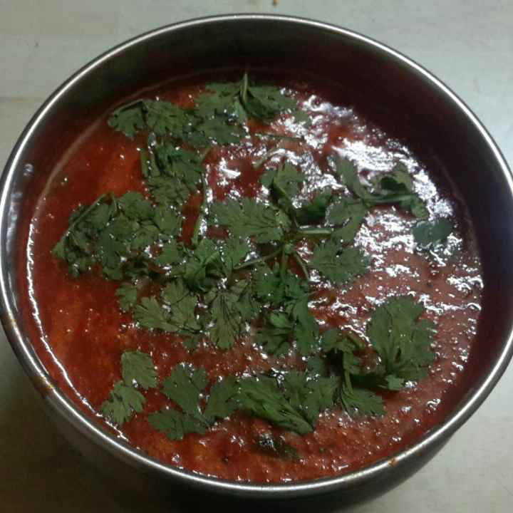 How to make Tomato curry