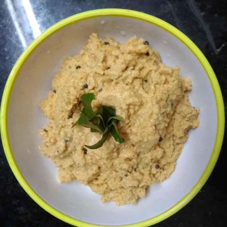How to make Urad dal chutney
