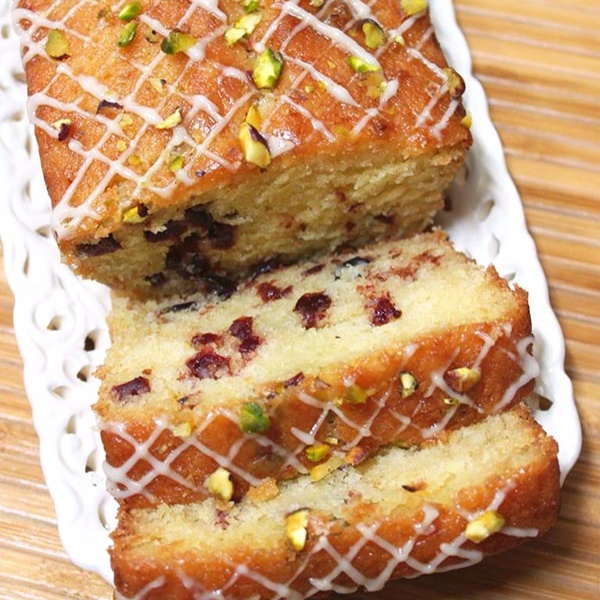 How to make Orange Cranberry Cake