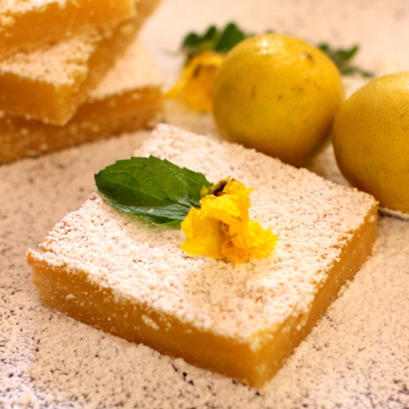 How to make Lemon Sunshine Bars