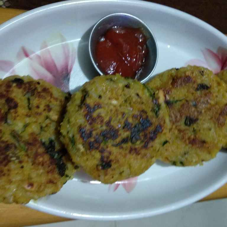 Photo of Rice cutlets by Kavi Nidhida at BetterButter