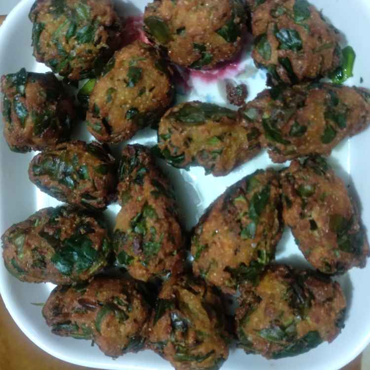 Photo of Methi fried muthiya by Kavi Nidhida at BetterButter