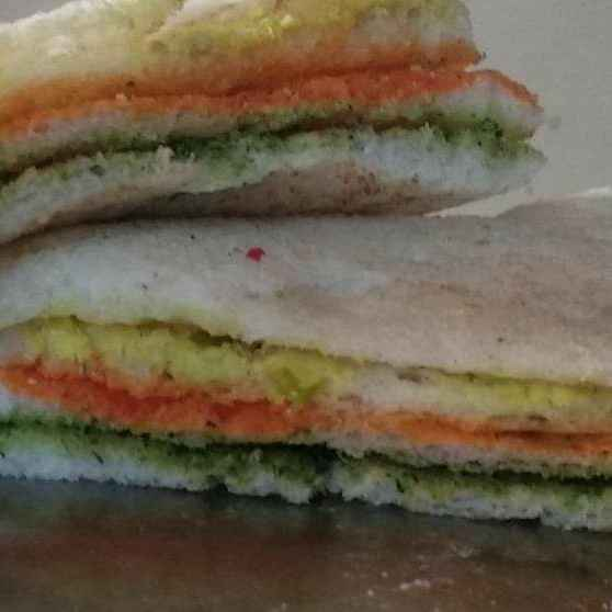 Photo of Try color sandwich by Kavi Nidhida at BetterButter