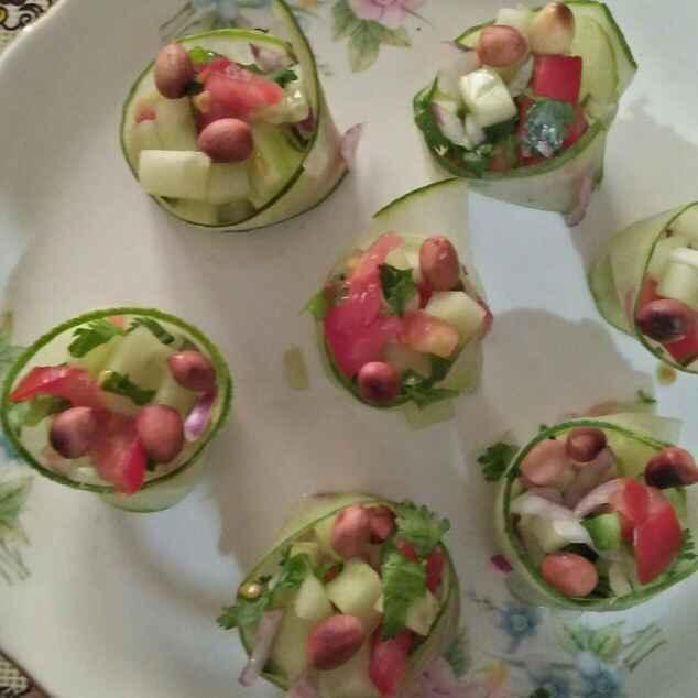 Photo of Healthy tasty salad by Kavita Kapoormehrotra at BetterButter