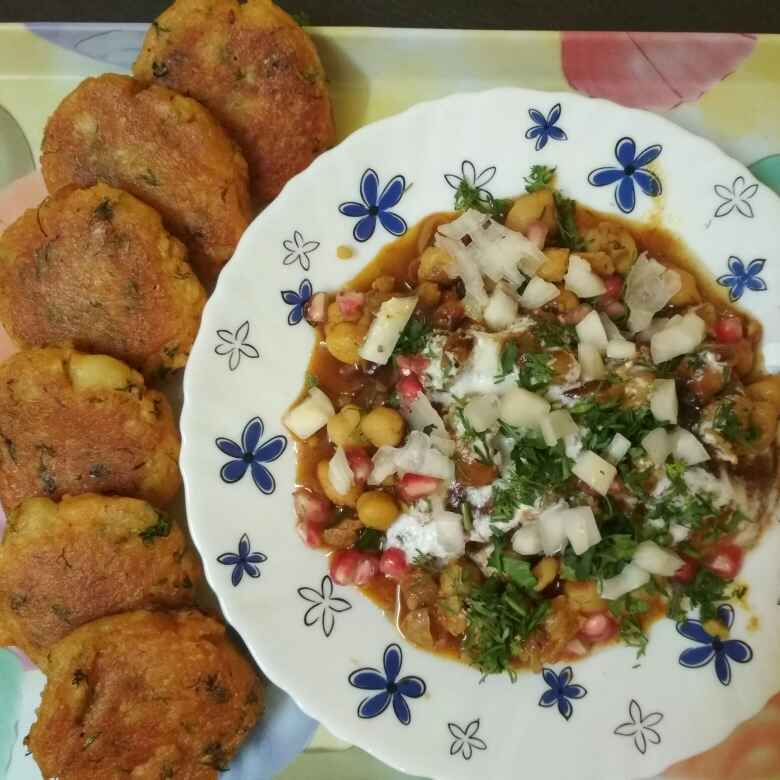 How to make Ragda pattice