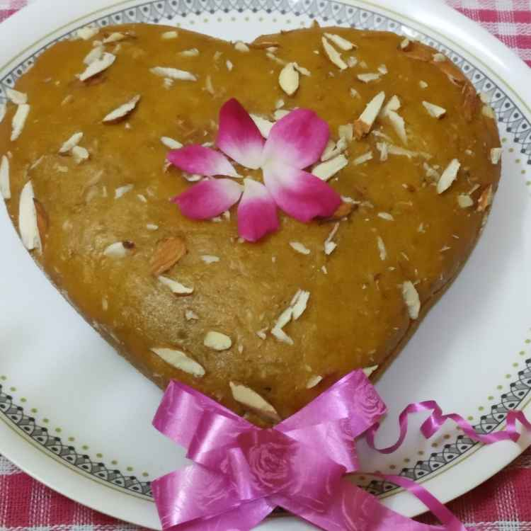 How to make गुड़ का केक