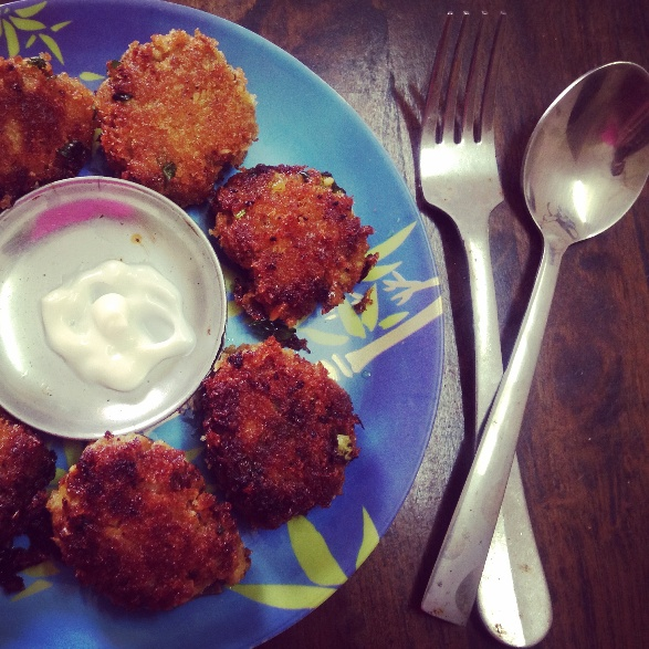 How to make Fish Kababs