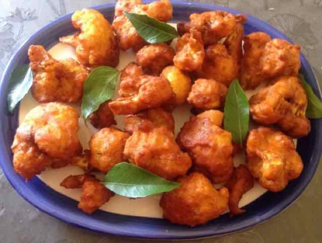 How to make Cauliflower Crispy fry