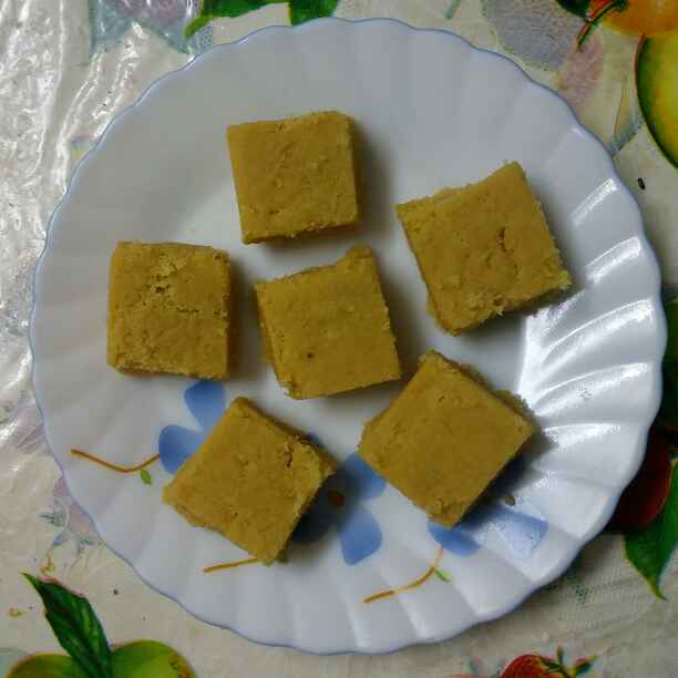 How to make మైసూర్ పాక్