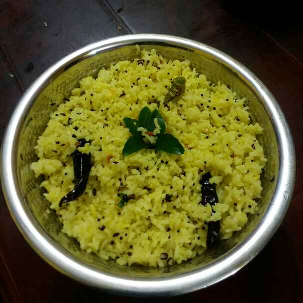 Photo of LEMON rice by Kavitha Perumareddy at BetterButter