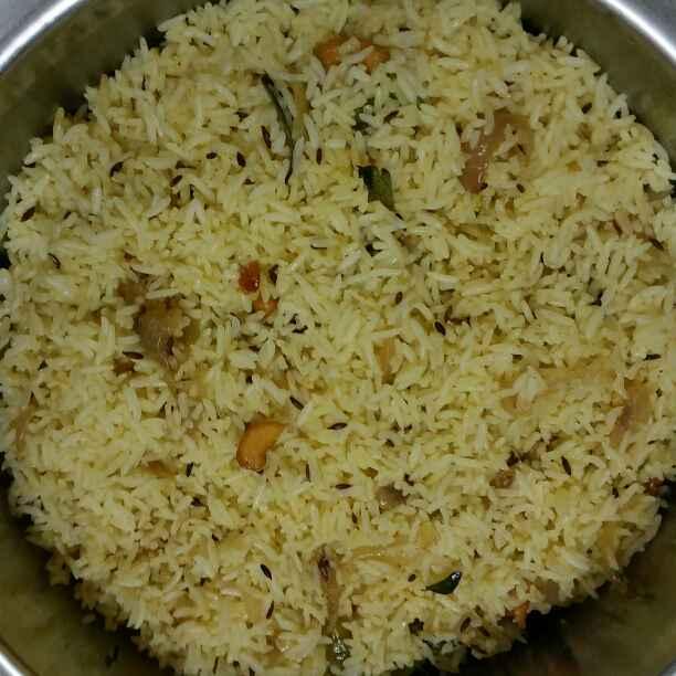 How to make జీరా రైస్
