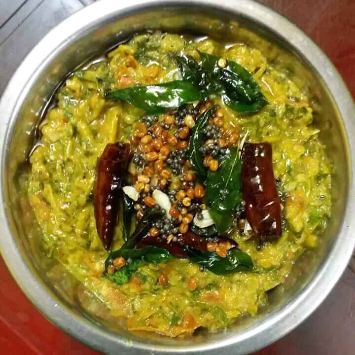 Photo of mint leaves and  tomato chutney  by Kavitha Perumareddy at BetterButter