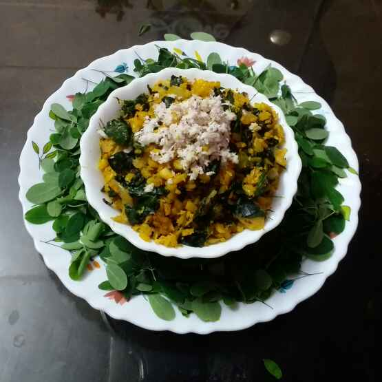 Photo of Drumstick Lear's and moongdal curry by Kavitha Perumareddy at BetterButter