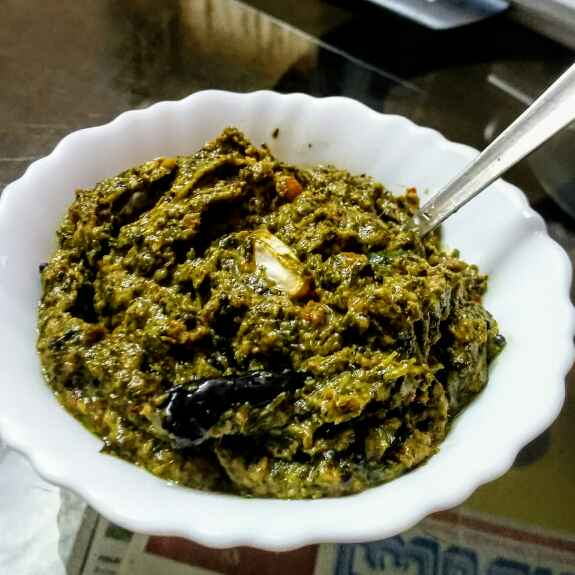 How to make Drumstick leaves chutney