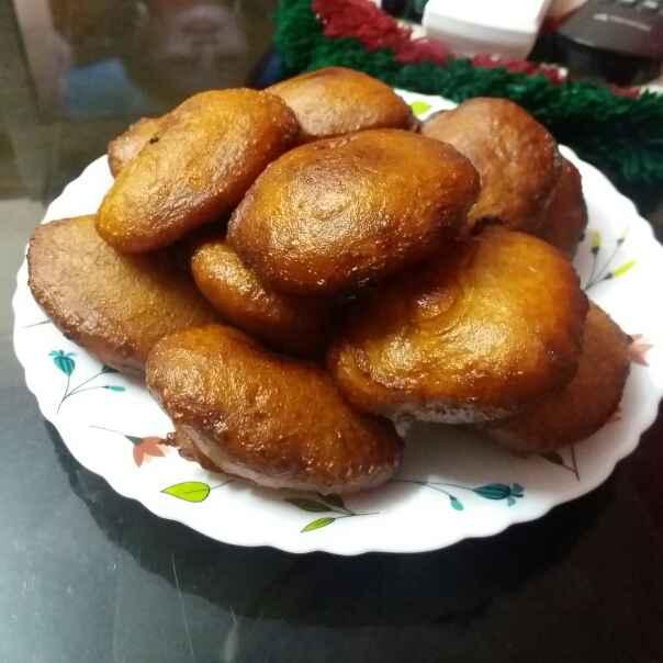 How to make Wheat flour appaalu