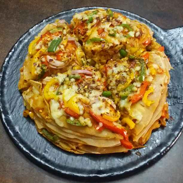 Photo of Multiple layar pizza by Kavitha Perumareddy at BetterButter