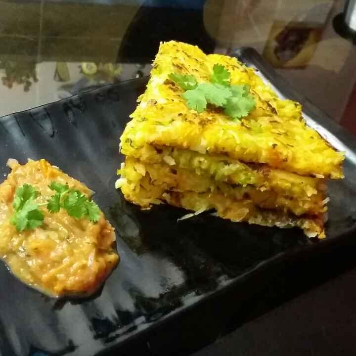 Photo of semiya cabbage roti by Kavitha Perumareddy at BetterButter