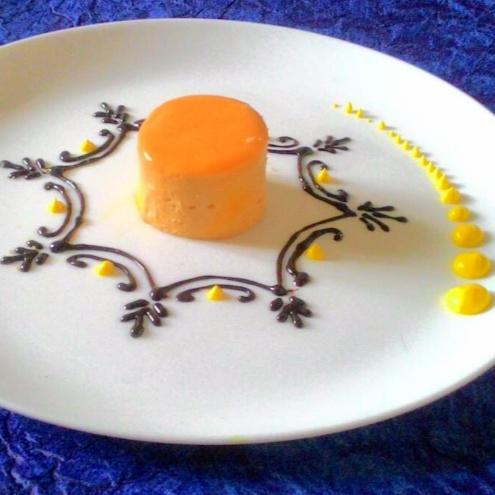 Photo of Mango Cheesecake by Kavya Narang at BetterButter