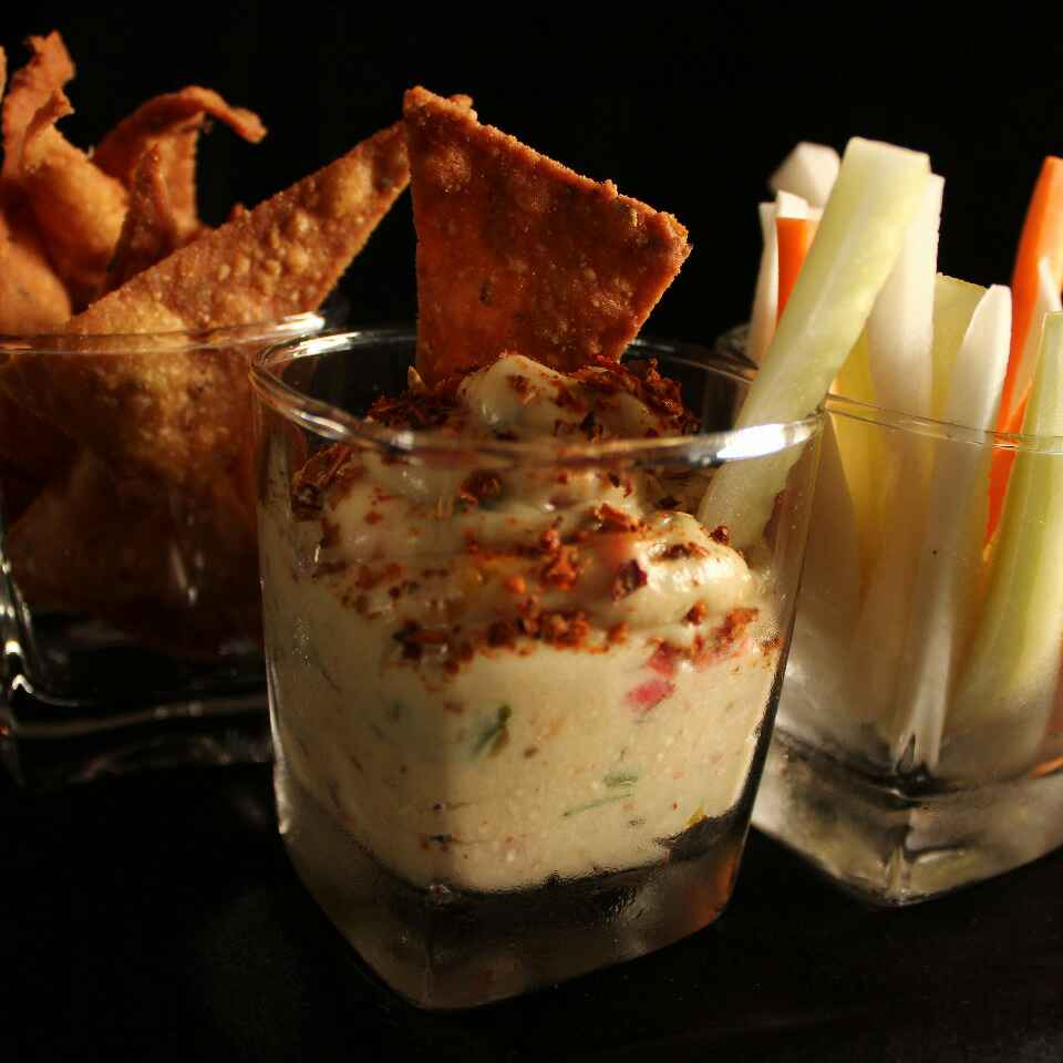 Photo of Potato and Avacado spicy dip by Kavya Narang at BetterButter