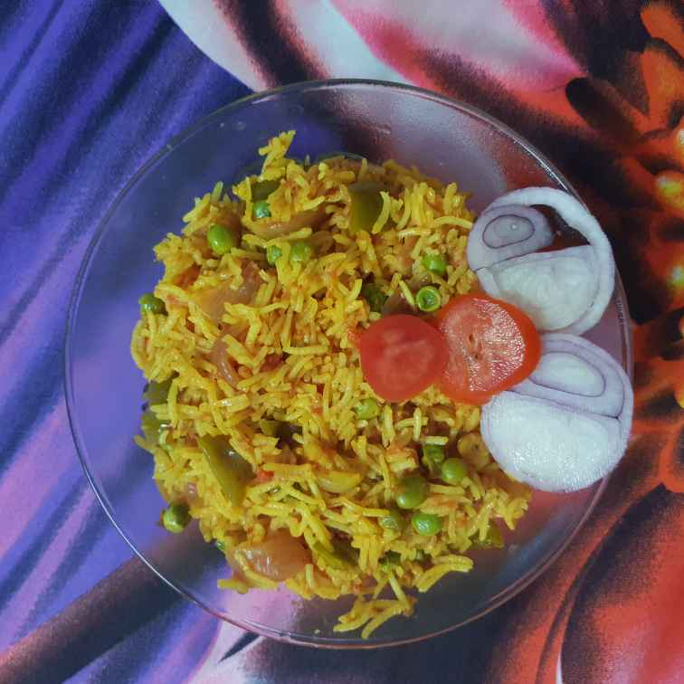 How to make Tangy rice