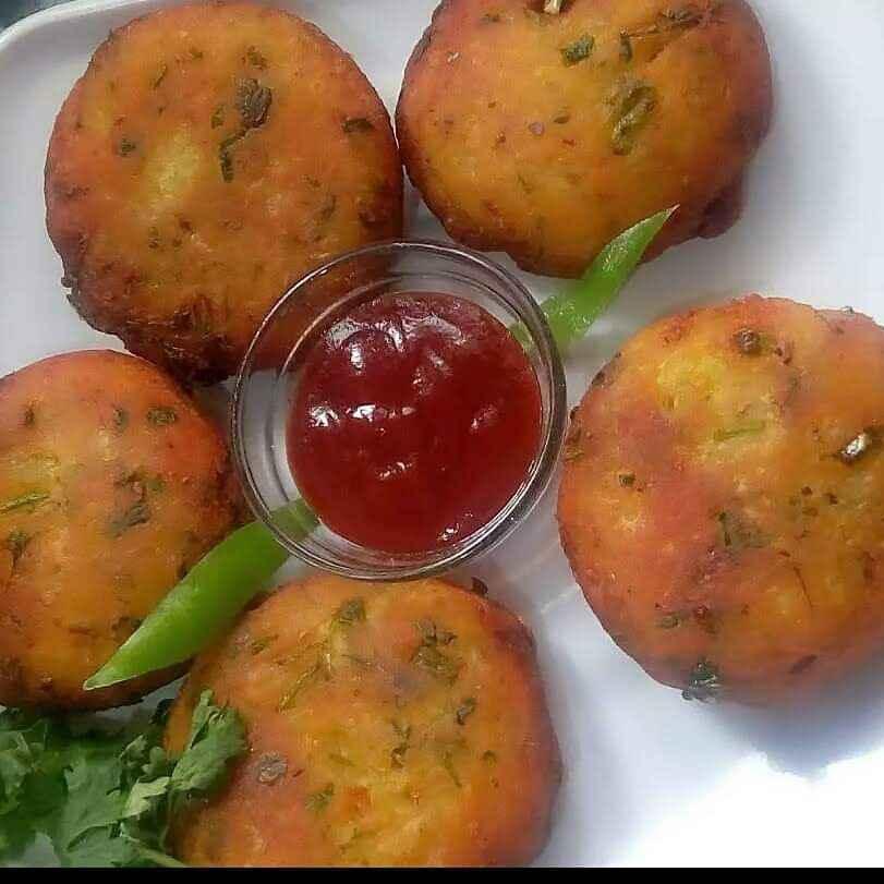 Photo of Crips potato patties by Keertika Tewatia at BetterButter