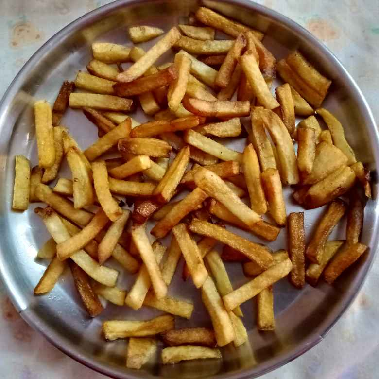 Photo of French fries by केतकी पारनाईक at BetterButter