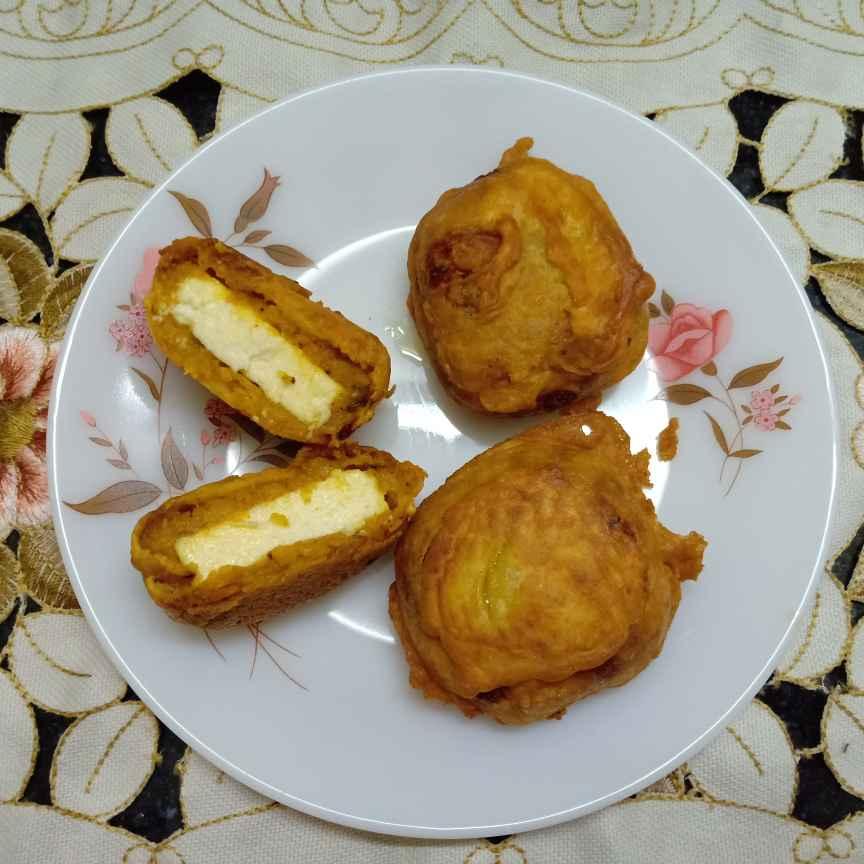 How to make Paneerer Chop