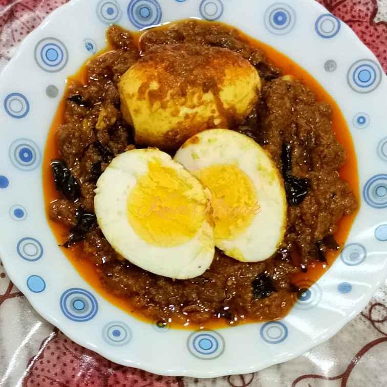 Photo of Chittinad Egg by Keya Nayak at BetterButter