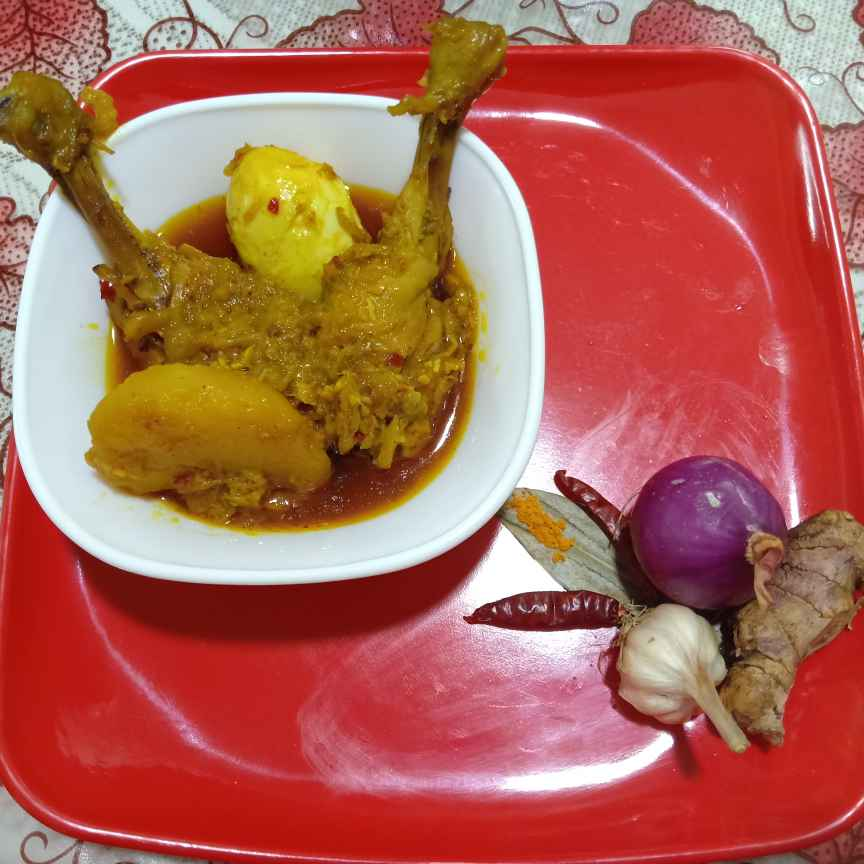 How to make Goyalanda Steamer Chicken Curry