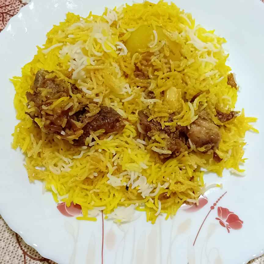 Photo of Mutton Biriyani by Keya Nayak at BetterButter