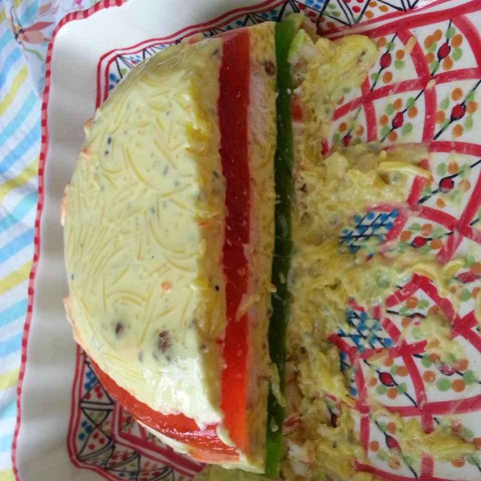 Photo of Colourful Falooda Cake by khadheeja irfana at BetterButter