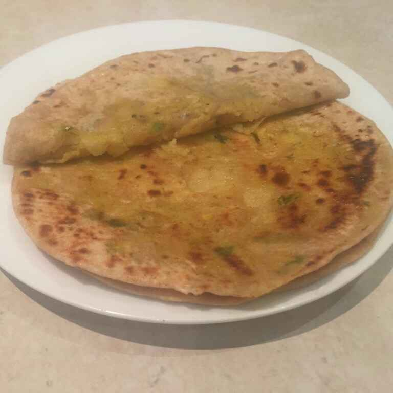 Photo of Aloo Paratha by Hanzala Khan at BetterButter