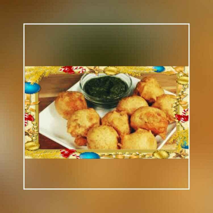 How to make Cheesy potato vada