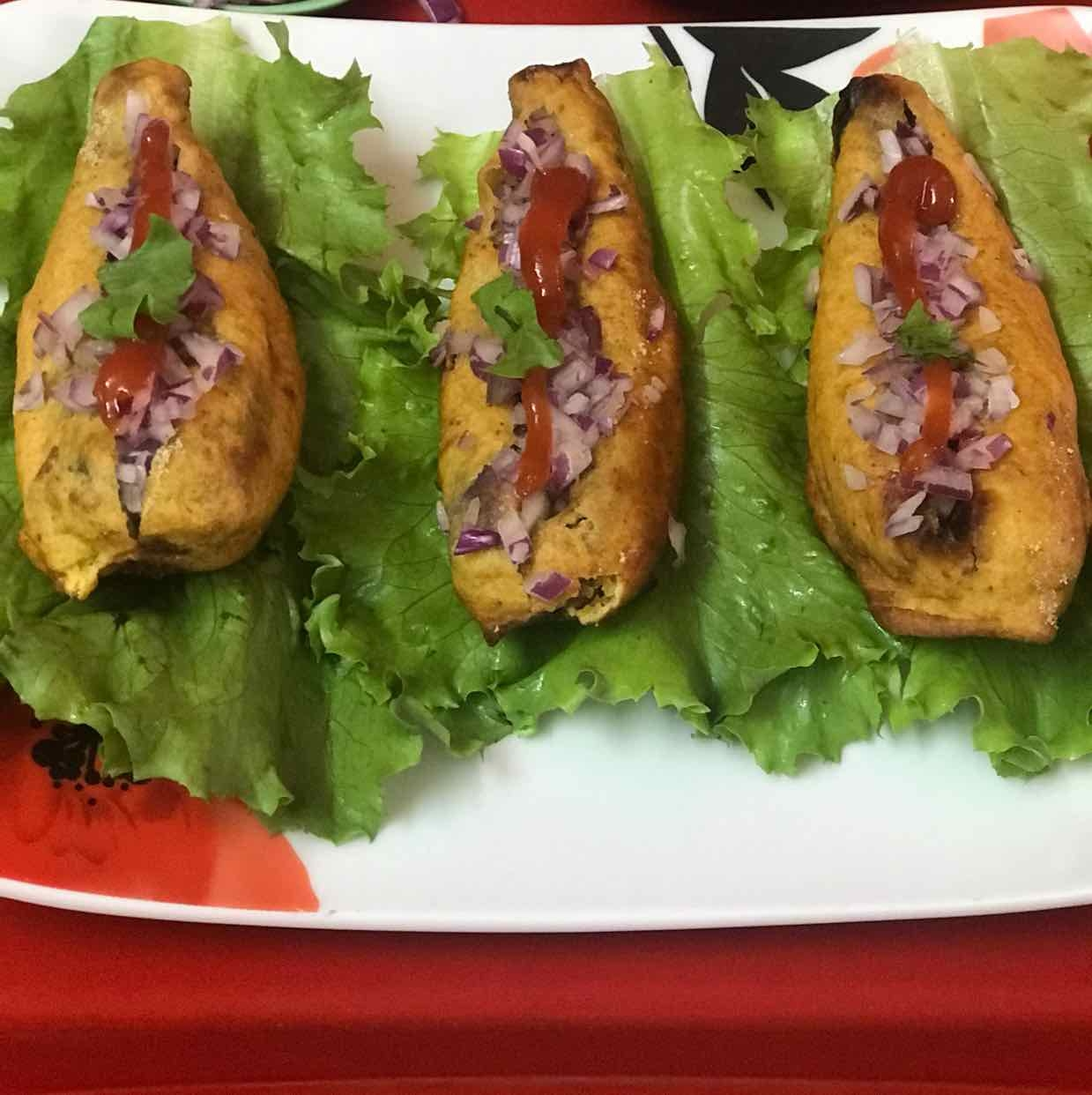 Photo of Crispy Brinjal fry by Khushboo Batra at BetterButter