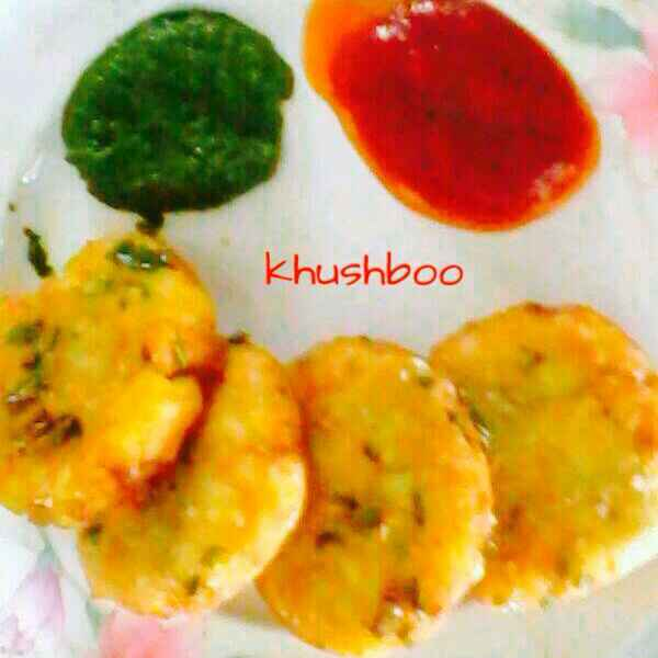 Photo of rice-paneer cutlet.(leftover dish) by Khushboo Doshi at BetterButter