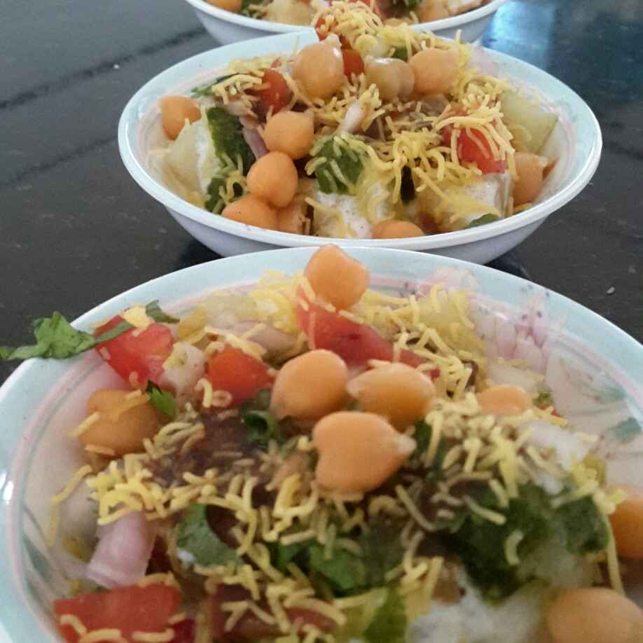 Photo of Aloo papdi chaat by Khushboo Doshi at BetterButter
