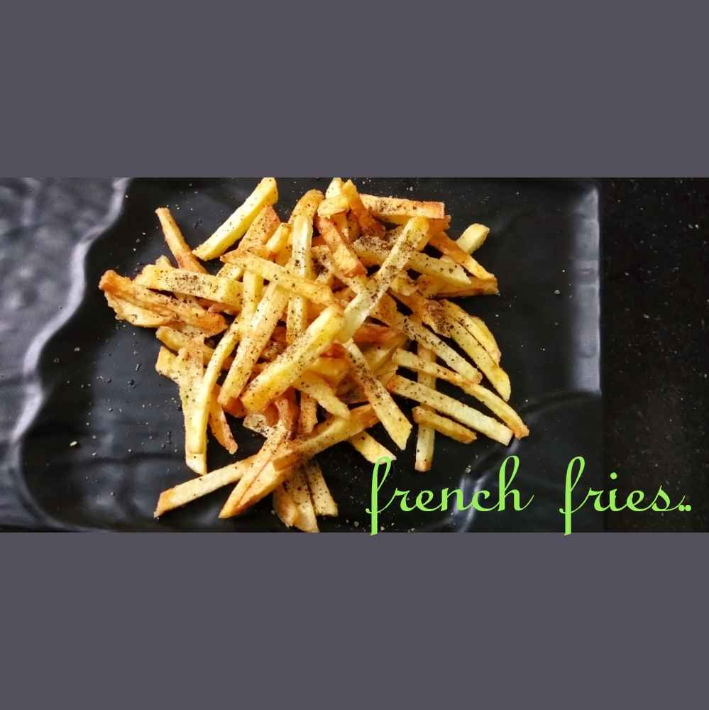 Photo of resto. style french fries by Khushboo Doshi at BetterButter