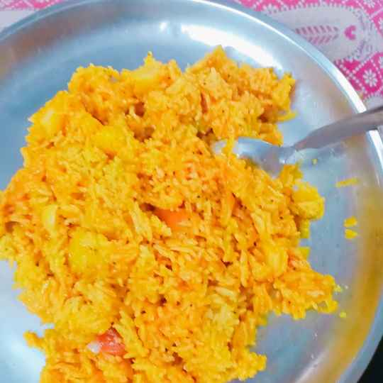 How to make Pulao